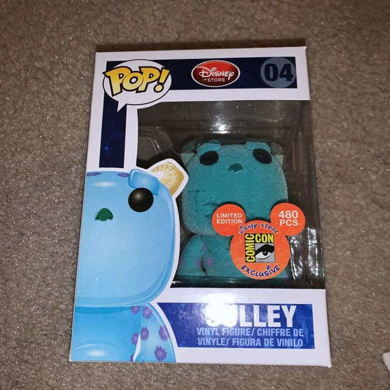 Sulley (Flocked)