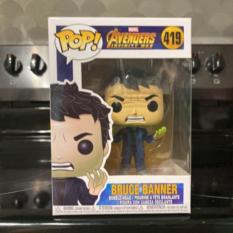 Bruce Banner (Infinity War)