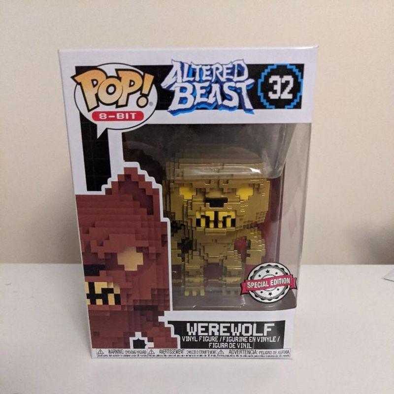 Werewolf (Altered Beast) (Gold)