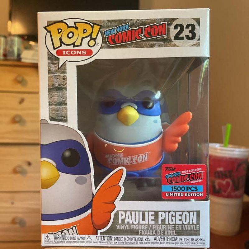 Paulie Pigeon