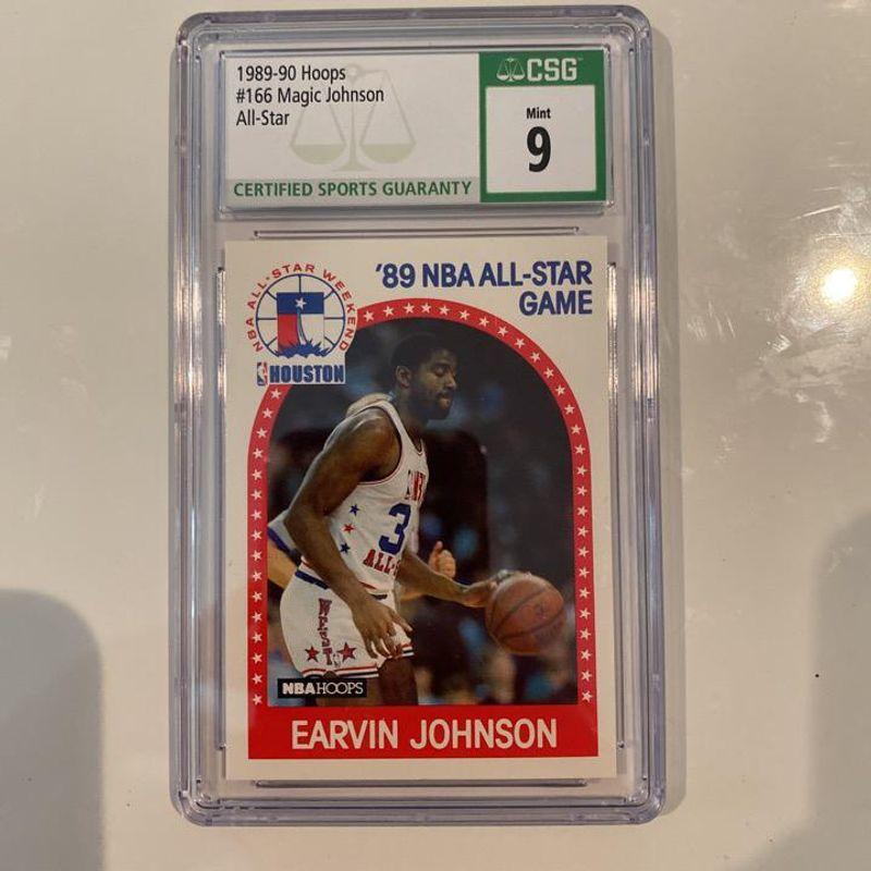 Earvin Johnson - 1989 Hoops (All-Star)