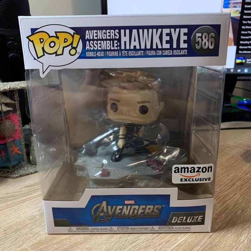 Avengers Assemble: Hawkeye