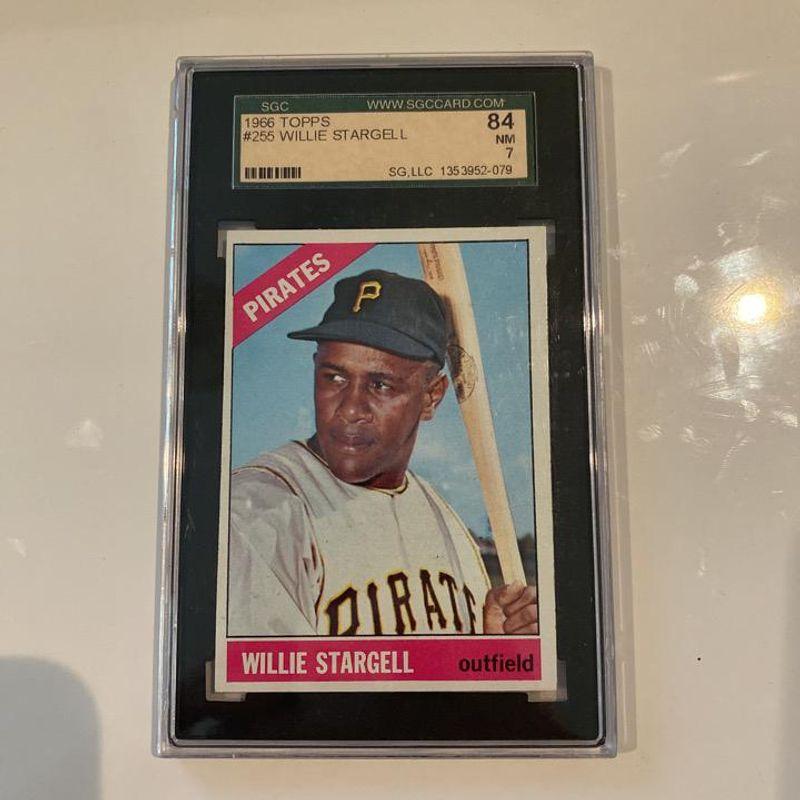Willie Stargell - 1966 Topps