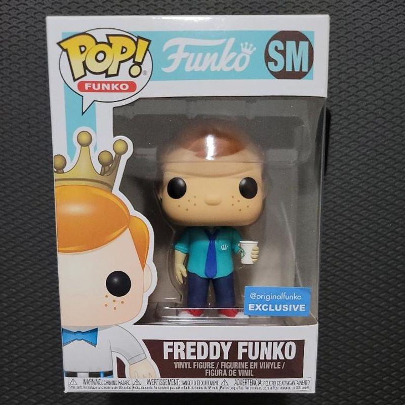 Freddy Funko (Social Media)