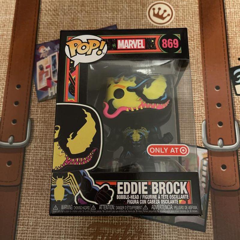 Eddie Brock (Black Light)