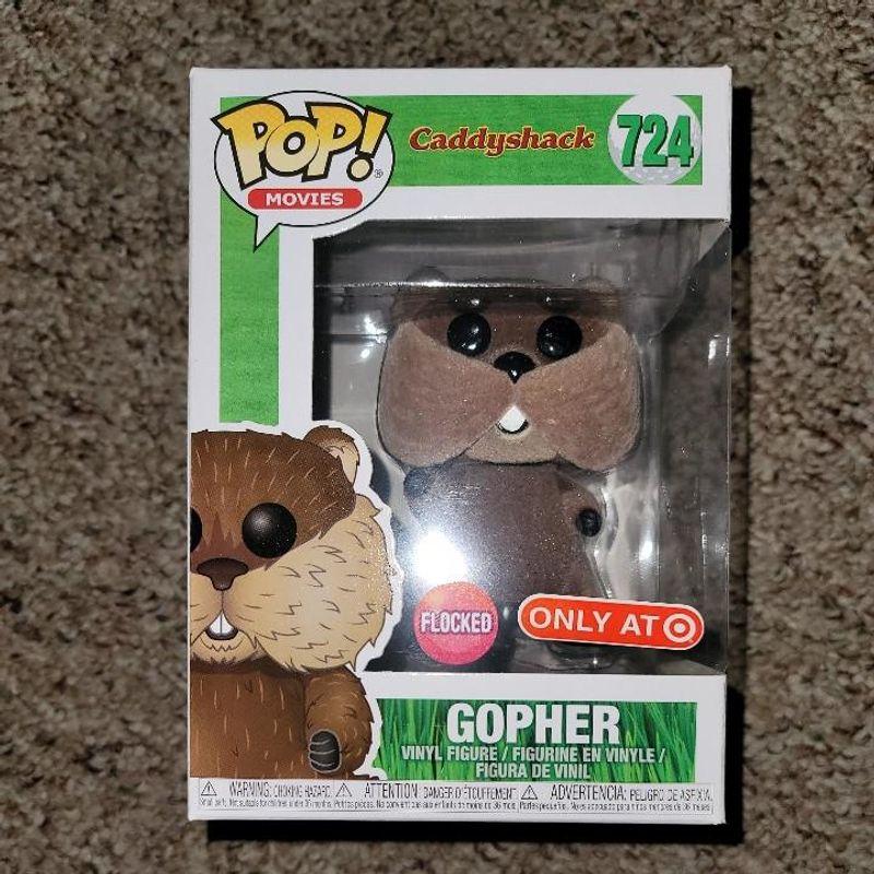 Gopher (Flocked)