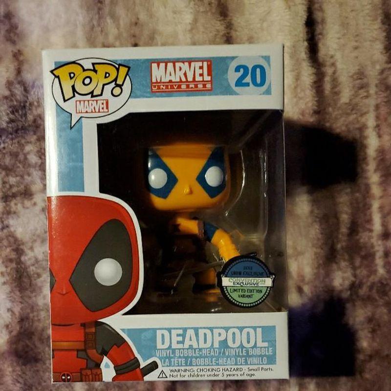 Deadpool (Orange)
