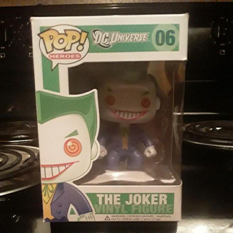 The Joker (Bobble-Head)