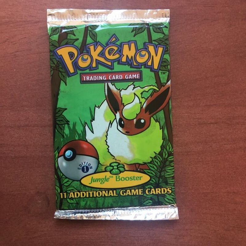 Jungle Booster Pack [1st Edition]