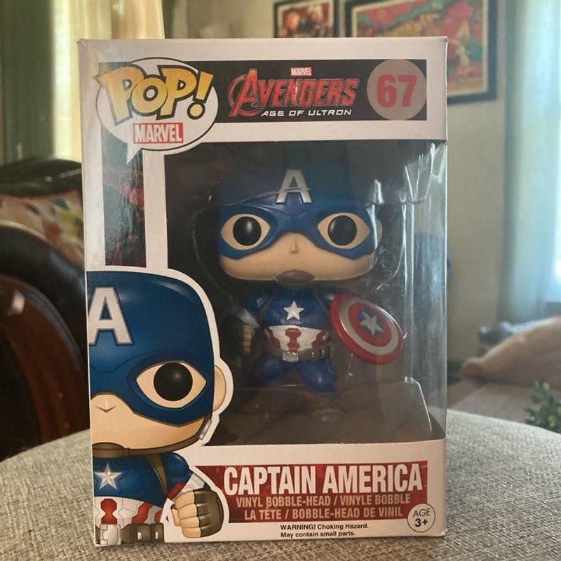 Captain America (Avengers 2)