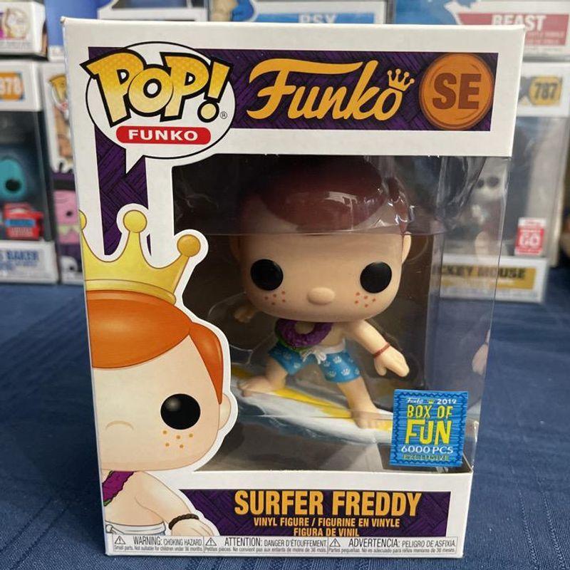 Surfer Freddy