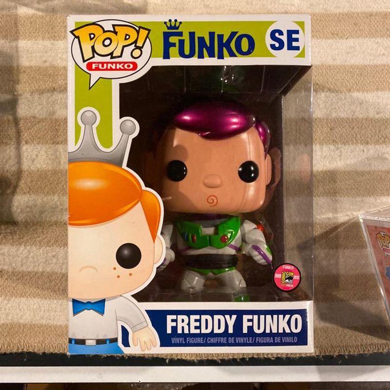Freddy Funko (Buzz Lightyear - Metallic)