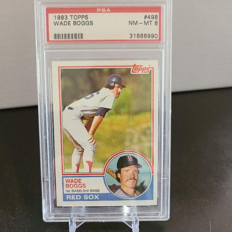 Wade Boggs - 1983 Topps