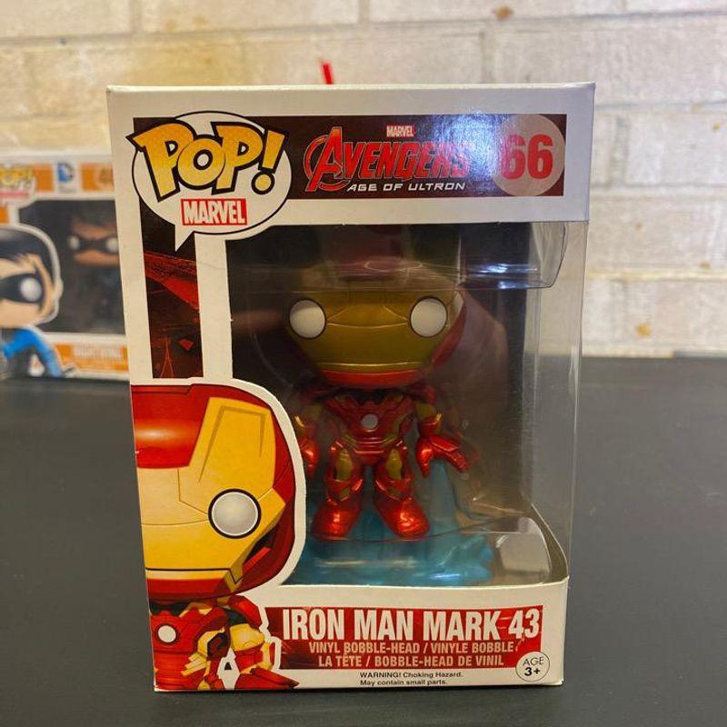 Iron Man Mark 43 (Avengers 2)