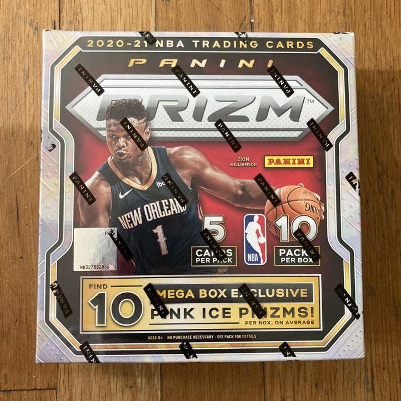 2020-21 Panini Prizm Basketball Mega Box
