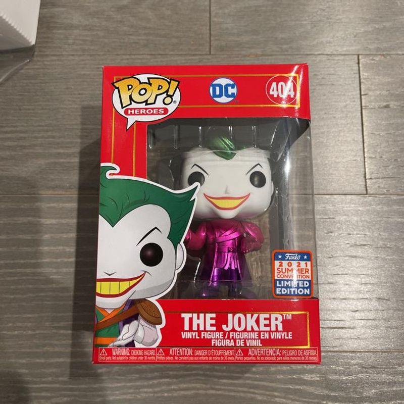 The Joker (Metallic) [Shanghai Con]