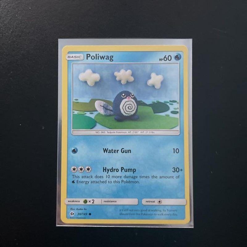 Poliwag - Sun & Moon