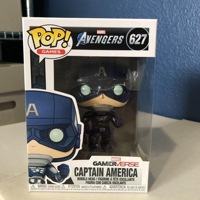 Captain America (Avengers Game)