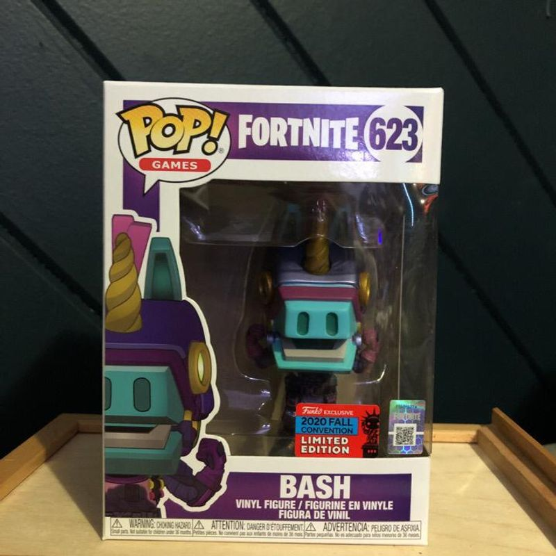 Bash [Fall Convention]