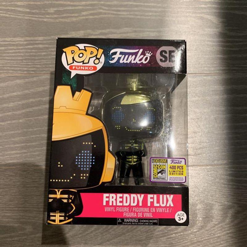 Freddy Flux (Photon - Smiling)