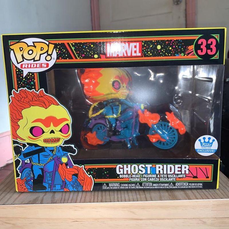 Ghost Rider (Black Light)