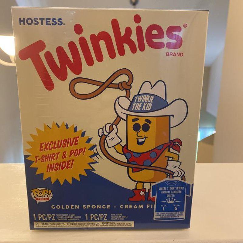 Twinkie the Kid + Tee