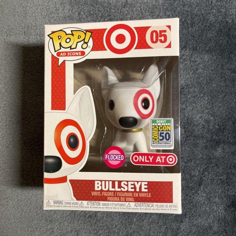 Bullseye (Flocked) [SDCC Debut]