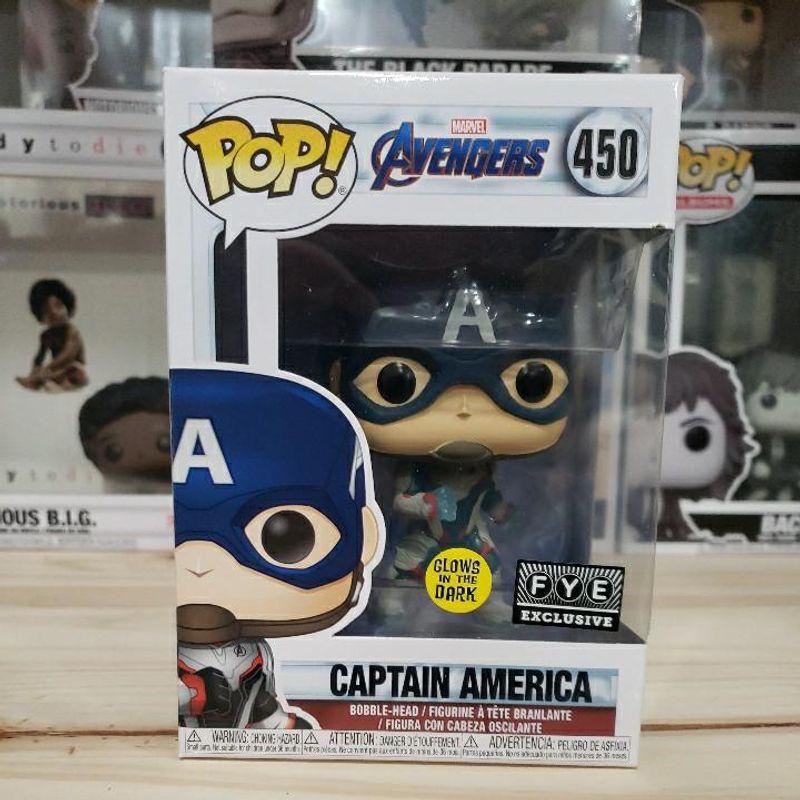 Captain America (Quantum Realm Suit) (Glow in the Dark)