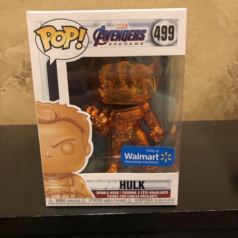 Hulk (Orange Chrome)