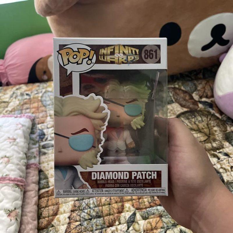 Diamond Patch