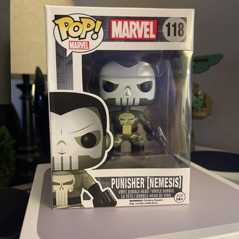 Punisher (Nemesis)