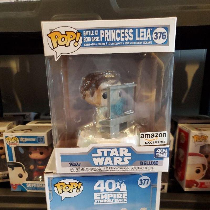 Battle at Echo Base: Princess Leia
