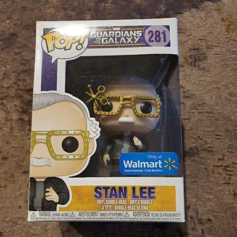 Stan Lee (Xandarian Ladies Man)
