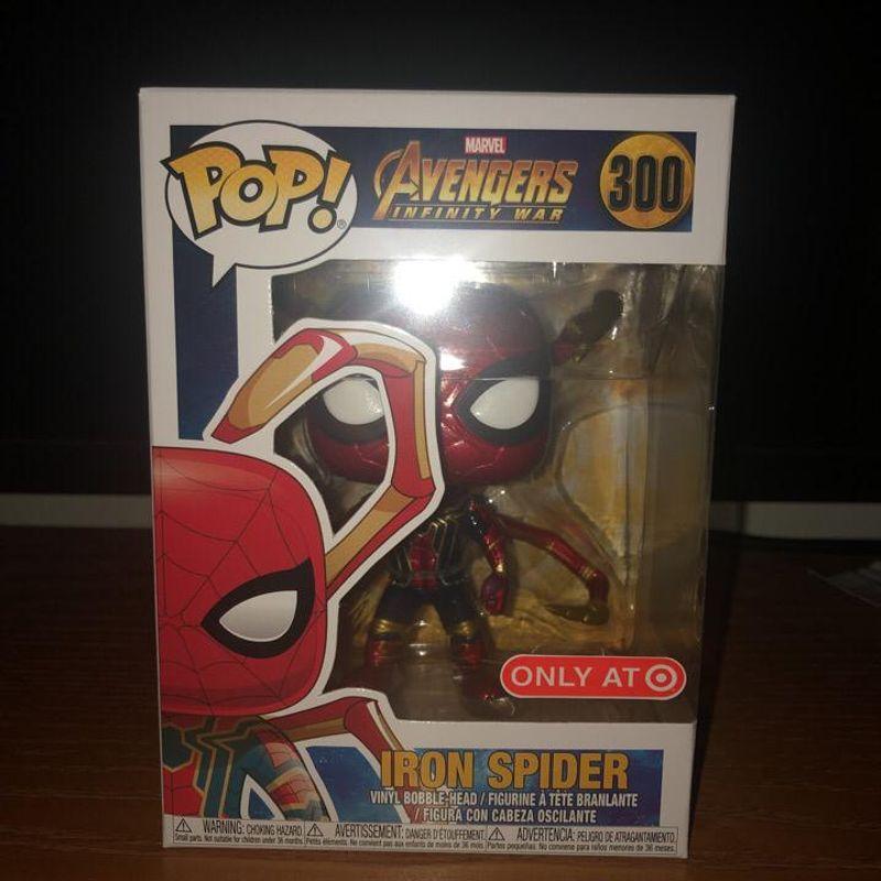 Iron Spider (Infinity War) (Spider Legs)