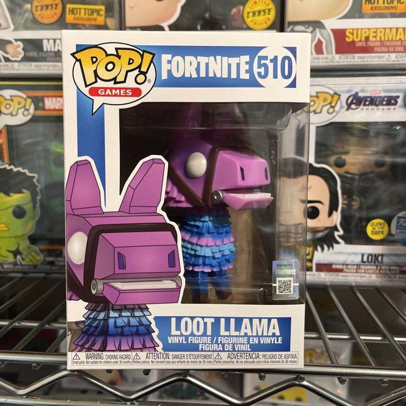 Loot Llama