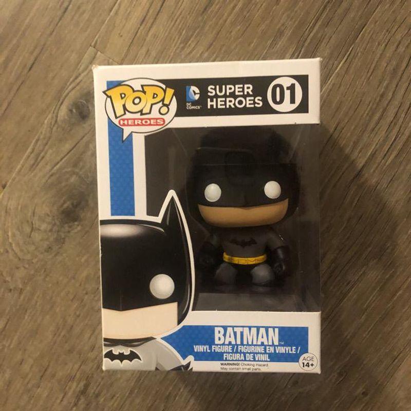 Batman (DC Super Heroes)