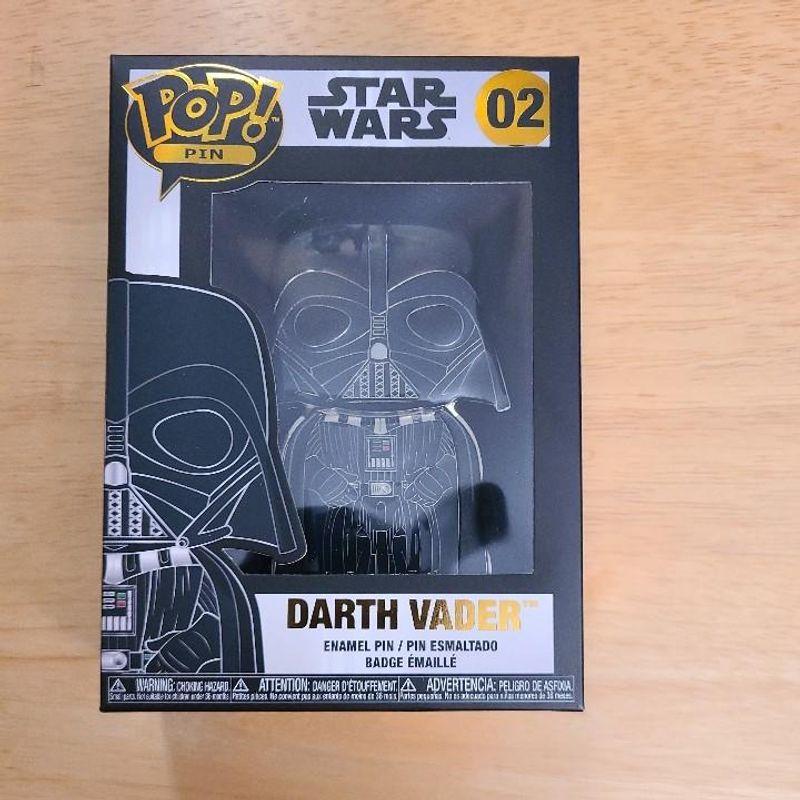 Darth Vader (Pin)