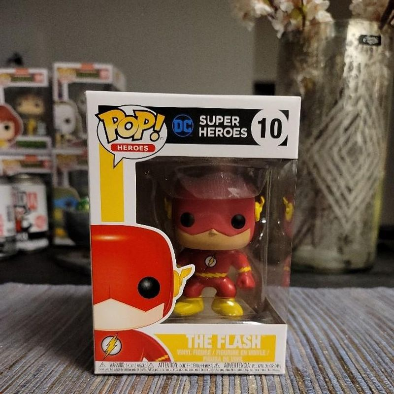 The Flash (DC Super Heroes)