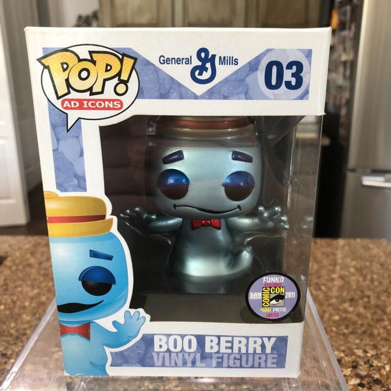Boo Berry (Metallic)
