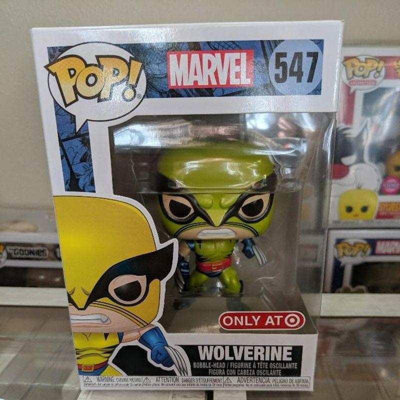 Wolverine (Metallic)