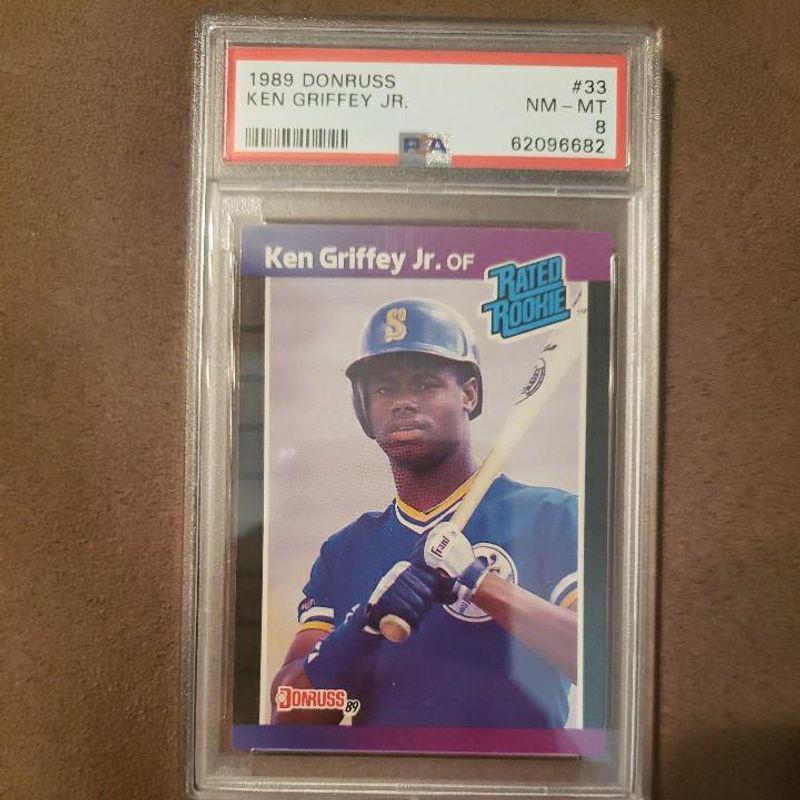 Ken Griffey Jr. - 1989 Donruss