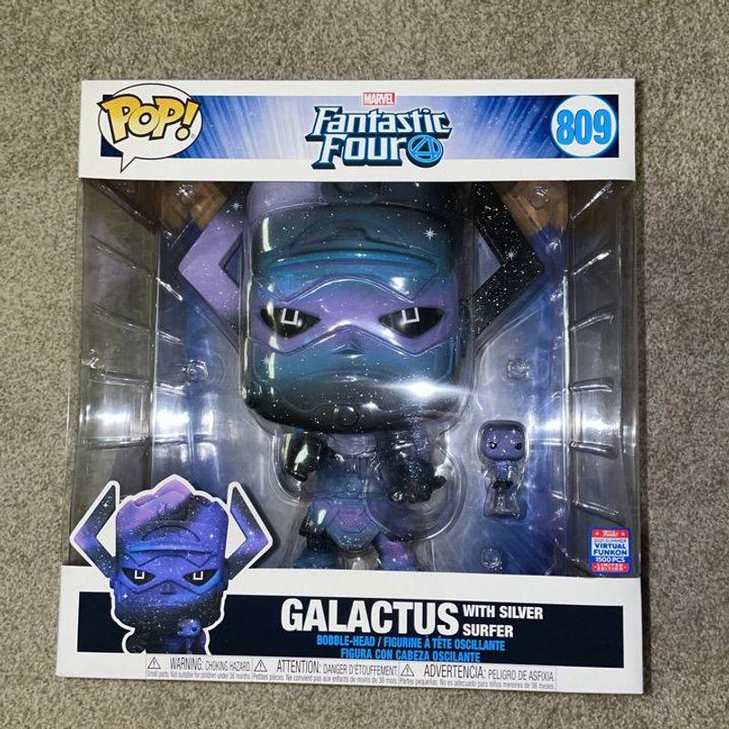 Galactus with Silver Surfer (Jumbo)