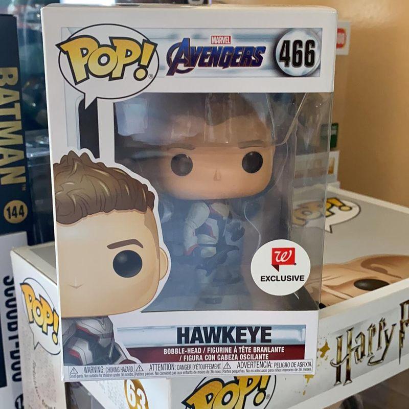 Hawkeye (Quantum Realm Suit)