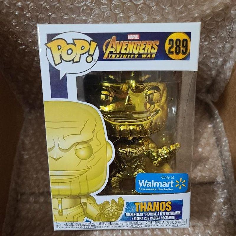 Thanos (Infinity War) (Yellow Chrome)