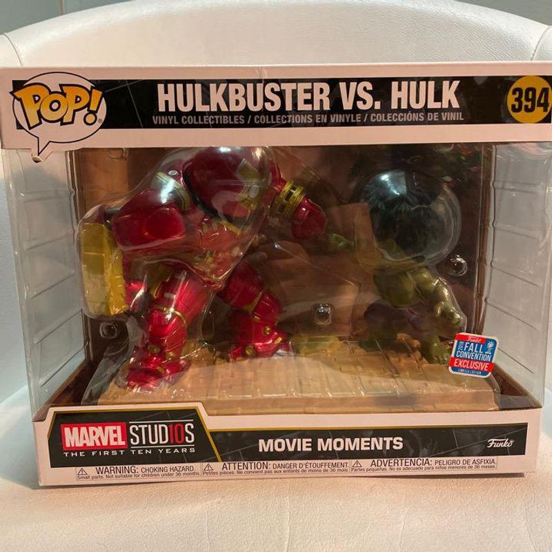 Hulkbuster vs. Hulk [Fall Convention]