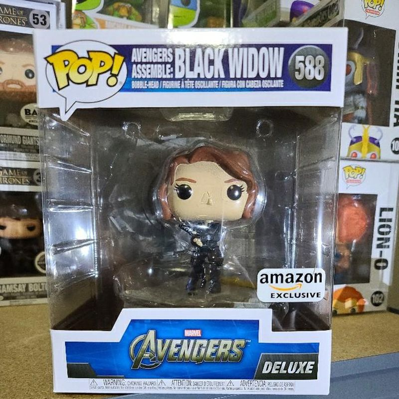 Avengers Assemble Black Widow
