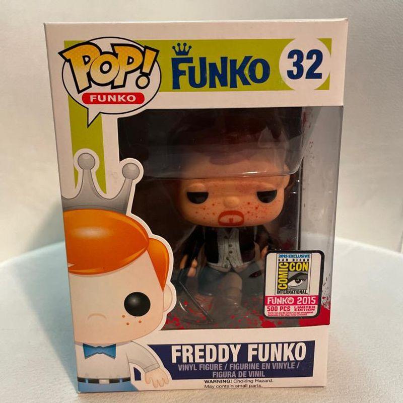 Freddy Funko (Daryl Dixon - Bloody)