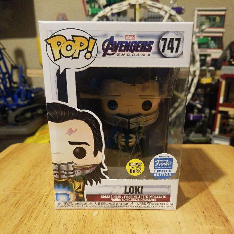 Loki (Glows in the Dark)