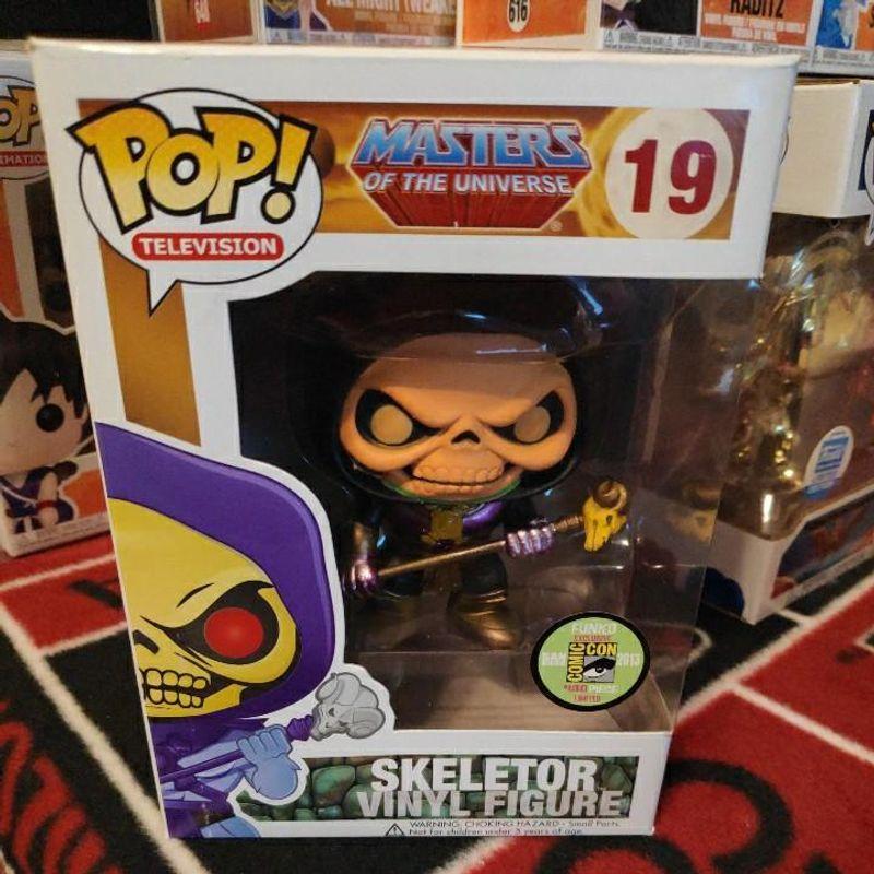 Skeletor (Black Hood)