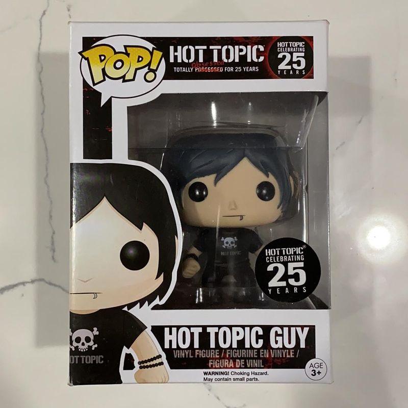 Hot Topic Guy